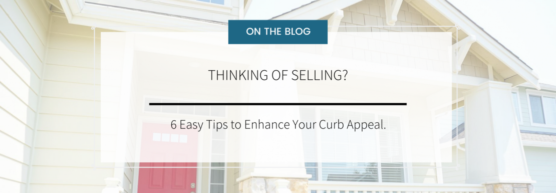 6 Easy Tips to Enhance Your Curb Appeal
