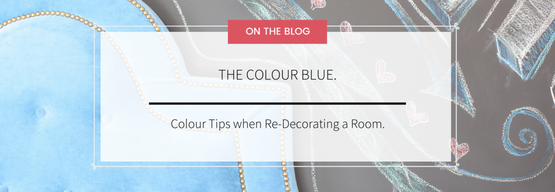 Monthly Colour Feature: Blue